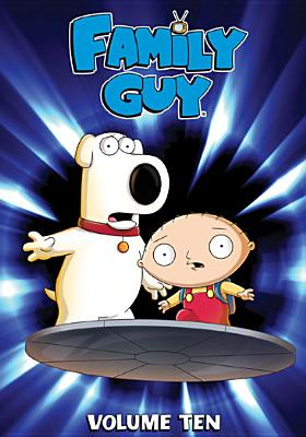 FAMILY GUY VOL 10 BY FAMILY GUY (DVD)